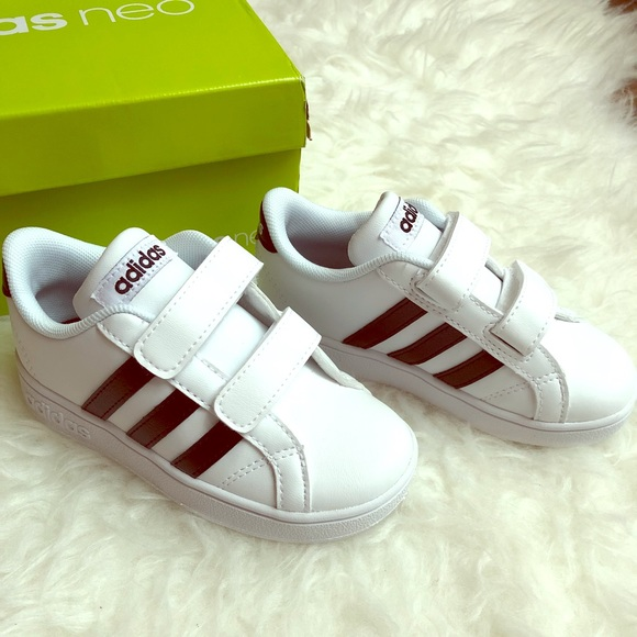 Adidas Neo toddler Velcro sneakers c4f27126c